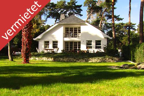 Einfamilienhaus in Kladow - Stimmungsvolle Villa mit Wannseeblick